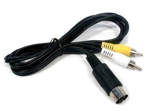 Mega Drive AV-Cinch Kabel (nur für Mega Drive 1)