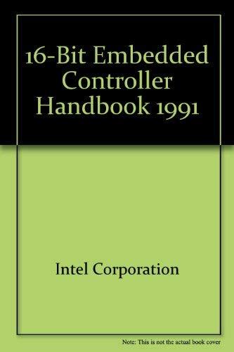 16-Bit Embedded Controller Handbook 1991