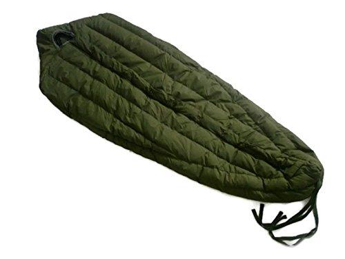 U.S. Army Original US Schlafsack Extreme Cold bis -30°C, -40°C, unbenutzte Lagerware, Winterschlafsack, Kälteschlafsack