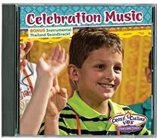 VBS - Audio CD - Thailand Trek - Celebration Music