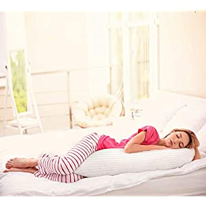 Utopia Bedding Ultra Soft Body Pillow Long Side Sleeper Pillow 1 Pack