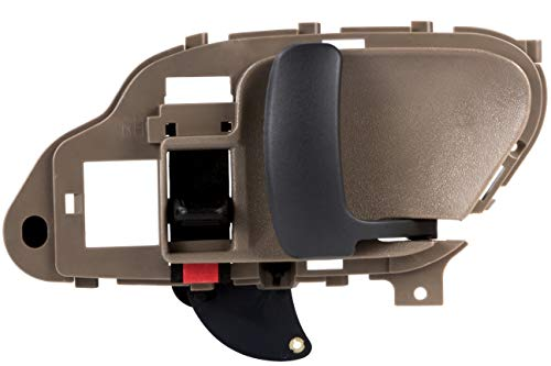 BOXI Beige Interior Front or Rear Right Door Handle RH Side For 1995 1996 1997 1998 1999 2000 2001 2002 Chevrolet GMC C1500 C2500 C3500 K1500 K2500 K3500 Pickup Suburban Chevy Tahoe 15708052,6077571