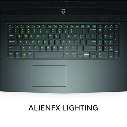 Compare Alienware M17 (AWm17-7105SLV-PUS) vs other laptops