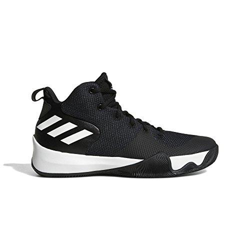 adidas Explosive Flash, Scarpe da Basket Uomo