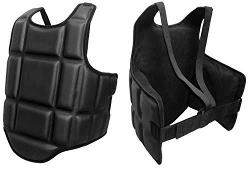 mmasport Corpetto Scudo Maestro Low Kick Protector de Golpes para Callos Bajos