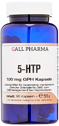 Gall Pharma 5-HTP 100 mg GPH , 90 Kapseln