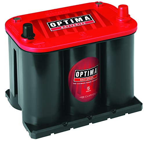 Our #1 Pick is the Optima Batteries 8020-164 35 RedTop Starting Battery