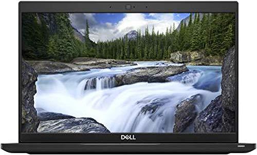 Dell Latitude 7390 13,3 Zoll Ultrabook Intel Core i7 8th Gen, 16GB Speicher, 256GB SSD, Wifi, Webcam, Windows 10 Professionelles deutsches QWERTZ Tastaturlayout