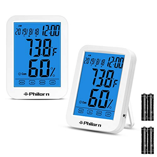PHILORN thermo-hygrometer [4,4