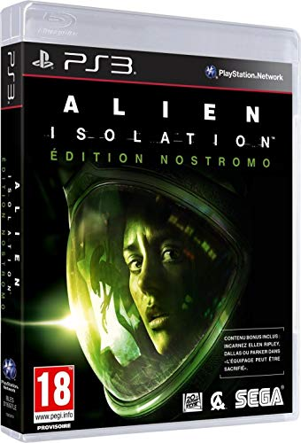 Alien Isolation : Nostromo Edition : Playstation 3 , FR