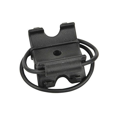 FISCHER Universal Pumpenhalterung, schwarz
