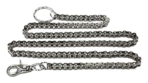 Biker Hosenkette 60 cm,Halskette,Sklavenkette, Schlüsselkette,Biker Chain, Trouser Chain, Necklace, Slave Chain, Key Chain,Cadena de motorista, Cadena de pantalón, Collar, Cadena de esclavos, llavero