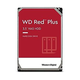 "Western Digital 14TB WD Red Plus NAS Internal Hard Drive HDD - 7200 RPM, SATA 6 GB/s, CMR, 512 MB Cache, 3.5"" - WD140EFGX (B08V13TGP4)   Amazon price tracker / tracking, Amazon price history charts, Amazon price watches, Amazon price drop alerts"