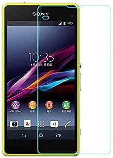 جرابات الهاتف - طبقة واقية للشاشة من الزجاج المقوى لهاتف Sony Xperia Z1 Compact Z1 Mini M51W D5503 4.3 بوصة