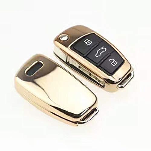 Chiave Fob Case Flip 2 Button Remote Key Fob Custodia Shell Cover adatta per SLK Classe E113 ACES W168