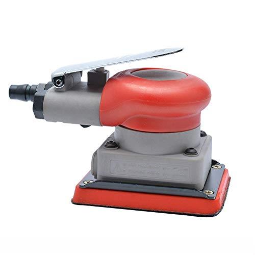 Best Deals! Labor-saving Pneumatic Sandpaper Machine, Hand-held Polishing Sanding Machine, Square Vi...