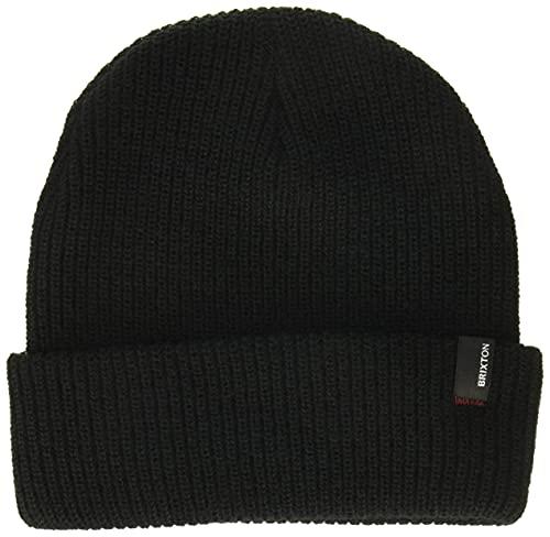 BRIXTON Heist Bonnet Taille Unique Noir