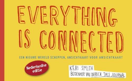 Everything is connected: een nieuwe wereld scheppen, ansichtkaart voor ansichtkaart