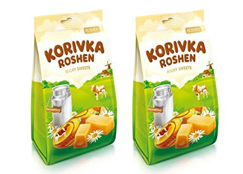 Roshen Weicharamell Bonbon Korowka 205g Карамель Коровка 205г