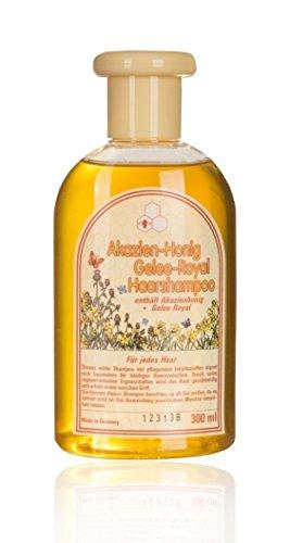 Honig Shampoo m. Akazienhonig & Gelee-Royal 300 ml
