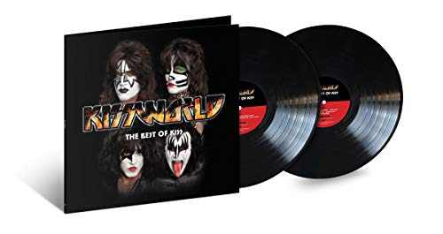 Kissworld - the Best of Kiss (2lp) [Vinyl LP]