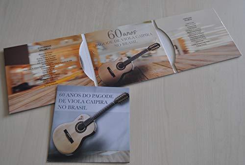 60 Anos do Pagode de Viola no Brasil [CD]