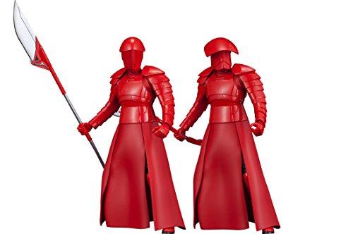 Kotobukiya -SW140 Star_Wars Figures, Color Rojo, KTSW140