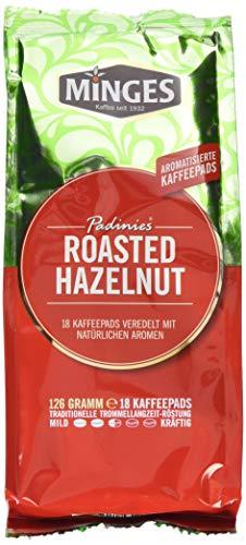 Padinies Roasted Hazelnut, Aroma-Softpack, 6er Pack (6 x 126 g)