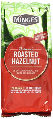 Padinies Roasted Hazelnut, Aroma-Softpack (1 x 126 g)