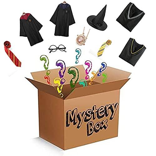 LEADALL Caja Misteriosa con 2 Productos, Es Un Buen Regalo, Todo Lo Posible, Todos Los Artculos Son Nuevos (Contiene Accesorios Y Disfraces para Juegos De rol),155