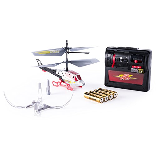 Air Hogs, Axis 200 RC Helicopter with Batteries - Red