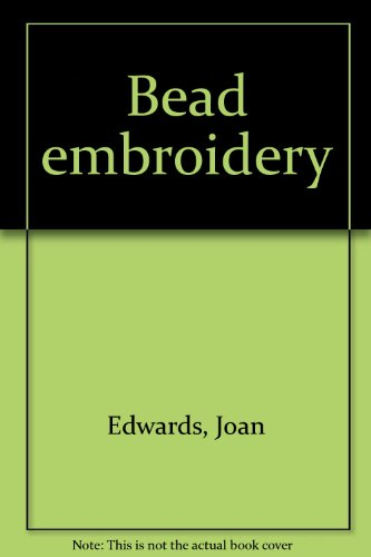 Affordable Bead Embroidery