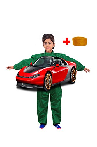 Fancy Steps Transport (Cut Out and Cap only) Fancy Dress Costume Costume pls See Variation in dropdown (car)