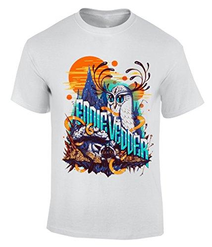 Tat Clothing Eddie Vedder - X-Large T-Shirt Homme
