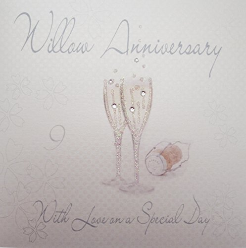 Wit Cotton Cards Anniversary