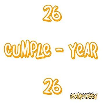 Cumple Year 26