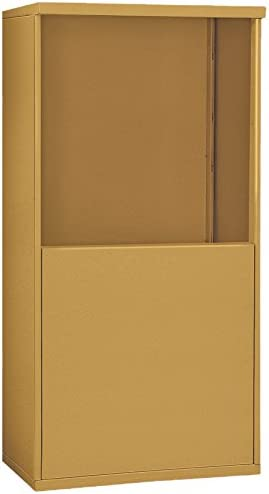 Salsbury Industries 3908D-GLD Free-Standing Enclosure Ranking TOP18 Outlet ☆ Free Shipping D for 3708