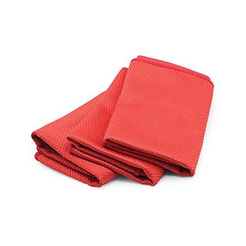 Shooter's Choice (3pk Gun Towels, Multi, one Size (SHF-3502-RD-3)
