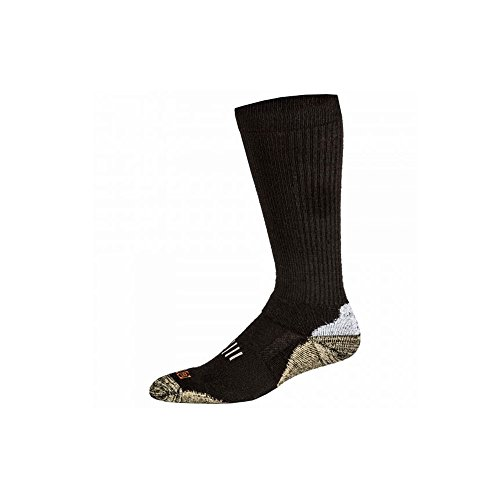 5.11 Tactical Series 511-10024 Socken, Schwarz, M