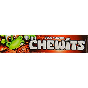 chewits cola chewy sweets 30 g (pack of 40) Chewits Cola Chewy Sweets 30 g (Pack of 40) 41tlLS 83tL
