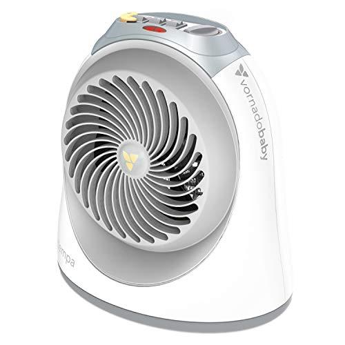 Vornadobaby Tempa Nursery Heater, White