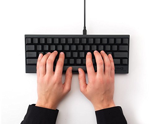 Happy Hacking Keyboard Professional - Teclado (2 años)