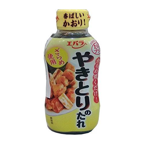 Ebara Yakitori Salsa de pollo (Yakitori no Tare) 240g