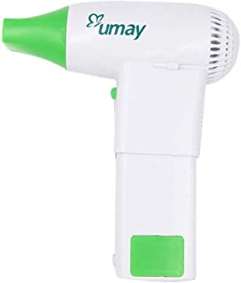 Wireless Portable Hair Dryer Charging USB Battery Electric Hot and Cold Blower Suitable for Dry Hair Care Plastic Art Hotel Home School Outdoor Travel Tool Equipment