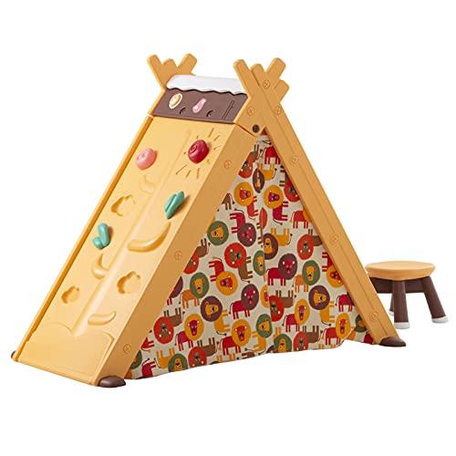 DuraB Spielhaus 4in1 Multifunktionales...