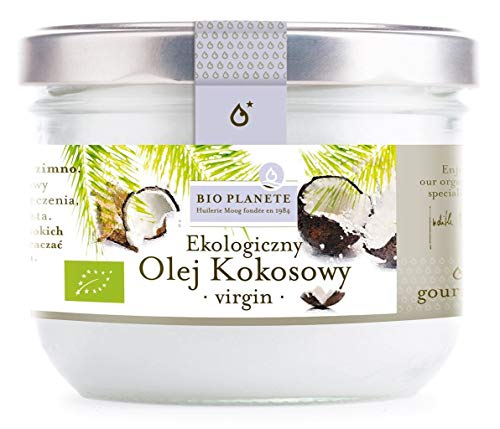 Kokosöl VIRGIN BIO 400 ml - BIO PLANETE