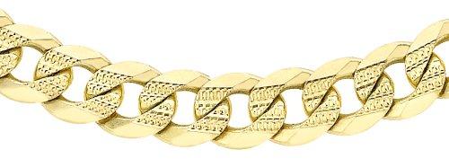 Carissima Gold Collana Unisex, in Oro Giallo 9K (375), Missura 51 cm