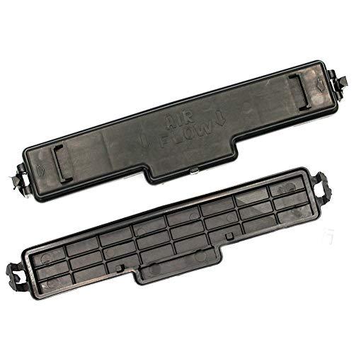 Porfeet Autofilter, Autozubehör Kabinenluftfilter-Kit Zugangstür Kompatibel Mit Dodge RAM 1500 2500 3500
