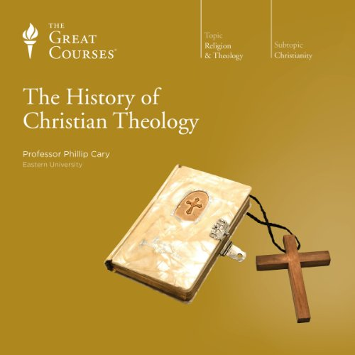 The History of Christian Theology audiobook cover art