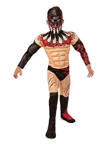 Rubie's WWE Finn Balor Boy's Deluxe Fancy Dress Costume Medium
